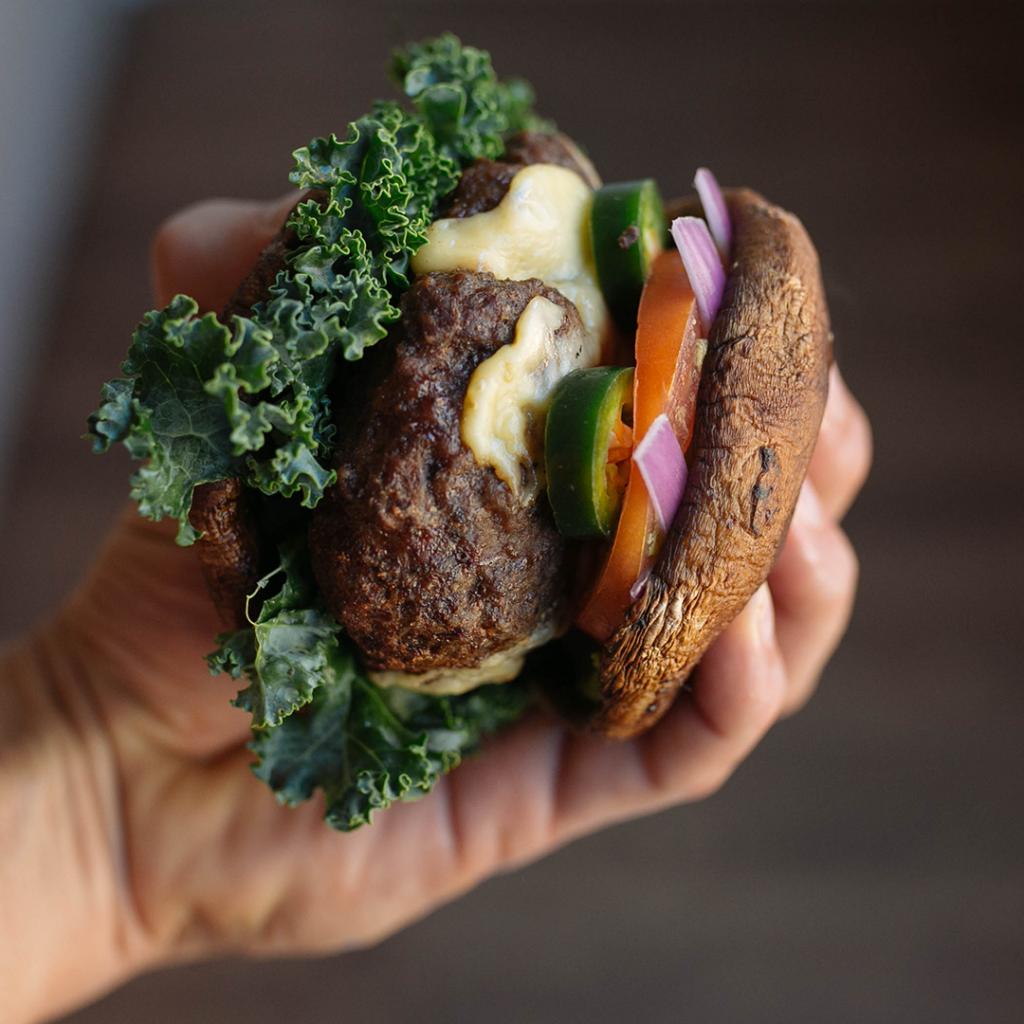 bison-burger