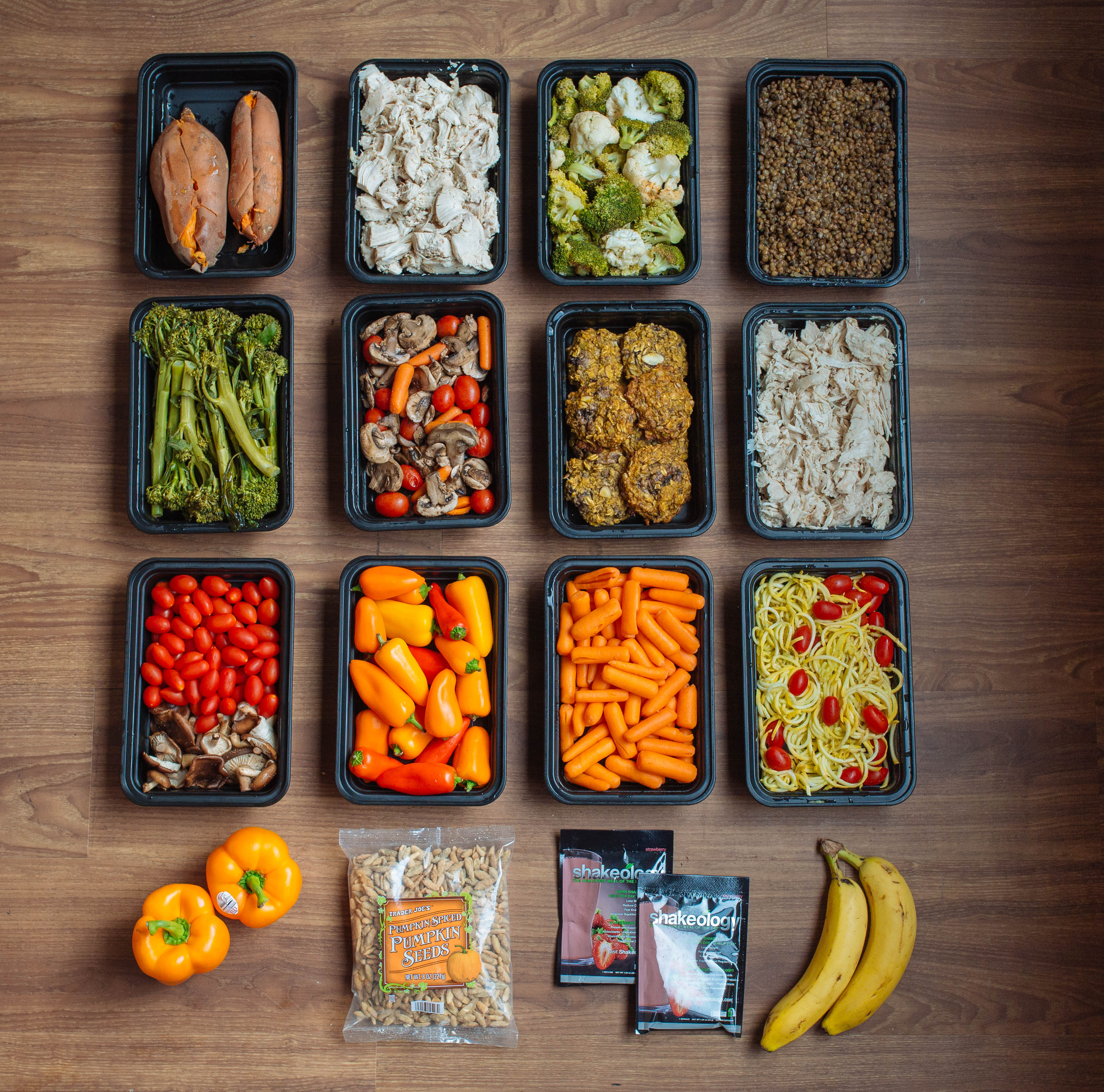 High Carb Foods For Bulking Up