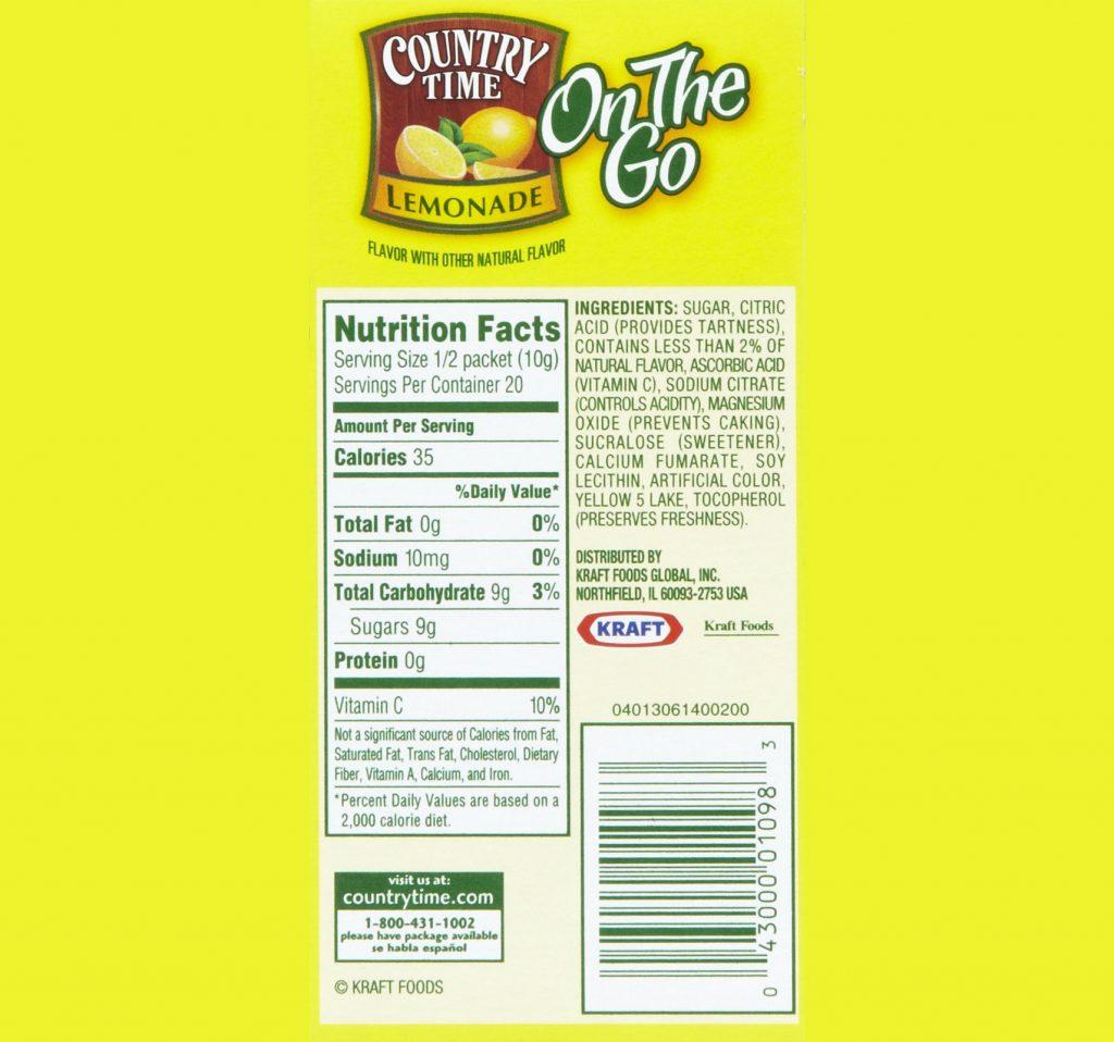 country-time-lemonade-ingredients