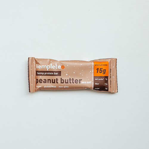 Protein bar review - Hemplete Protein Bar