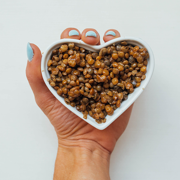 Foods that pack on muscle - lentils