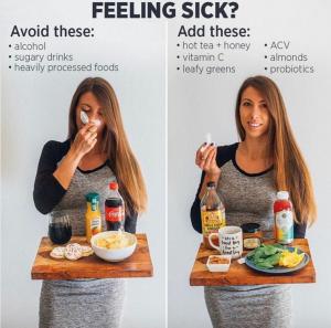 how to beat cold & flu season