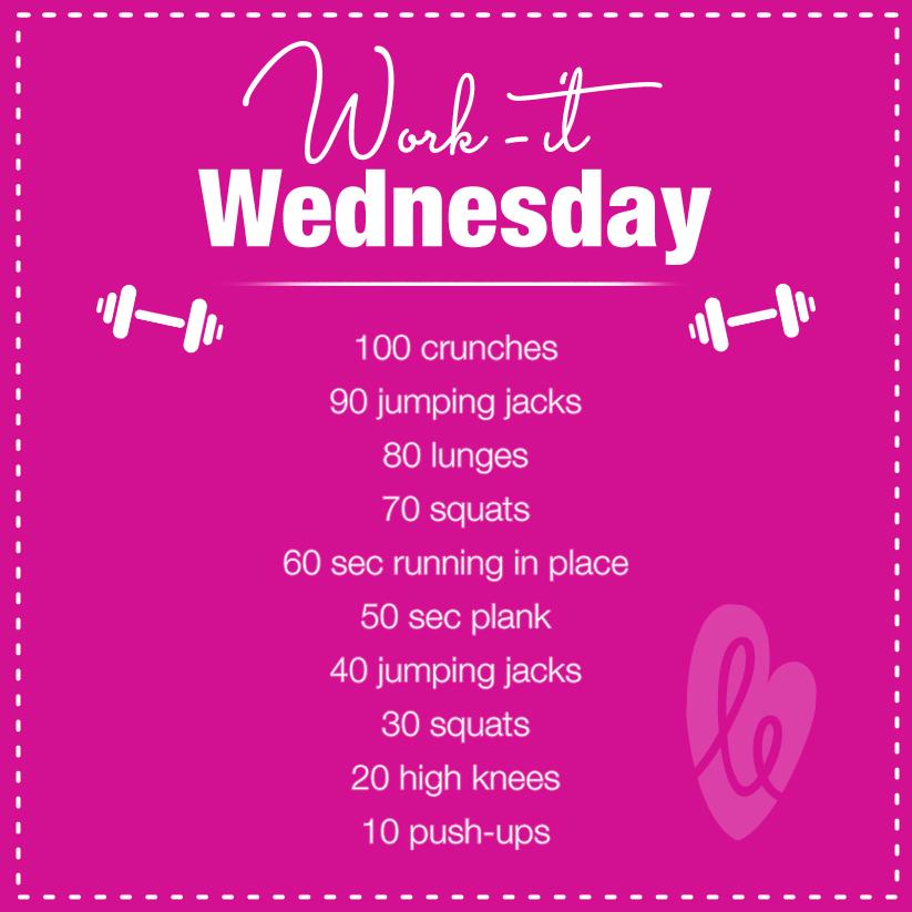100 Workout Challenge