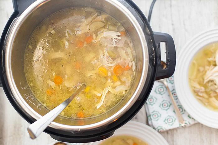 Meal prep tools - Instant pot