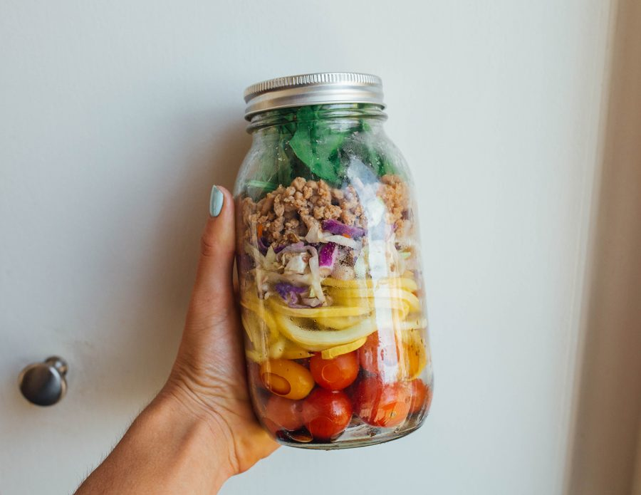 Best Meal Prep Containers - Mason Jar
