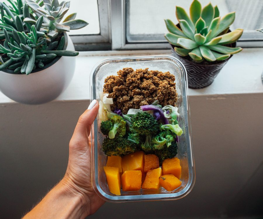 Best Meal Prep Containers - Glass Tupperware