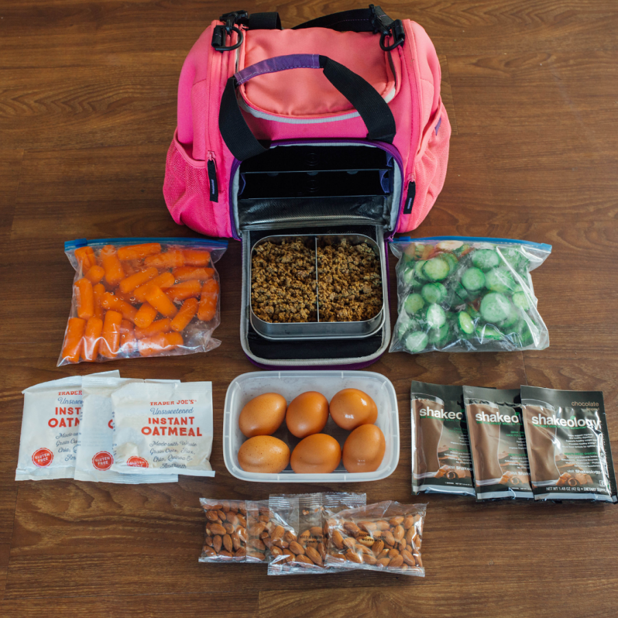 Best Meal Prep Containers - Cooler Bag