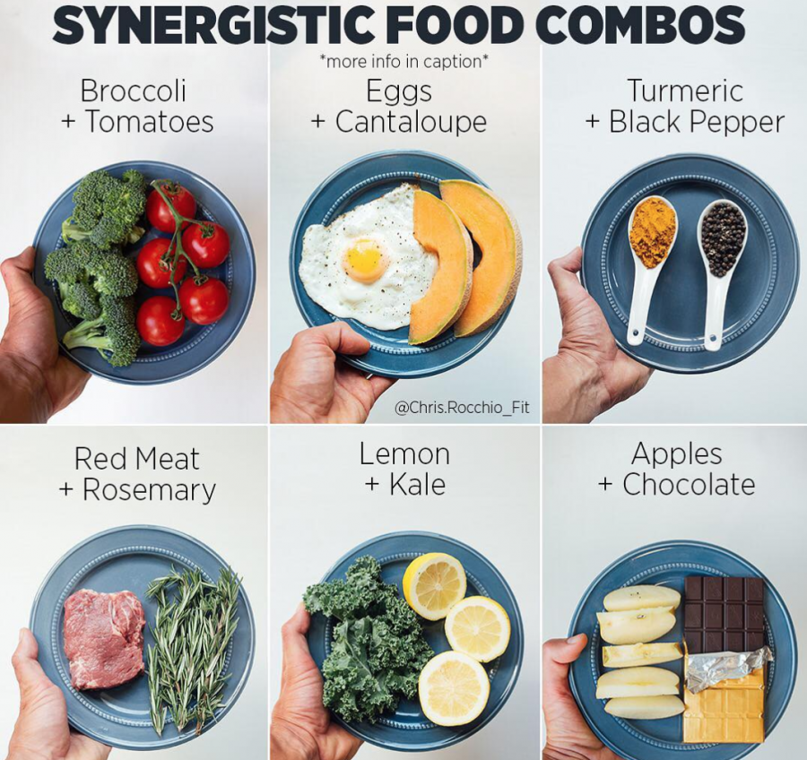 benefit boosting healthy food combinations that will make you look and feel good