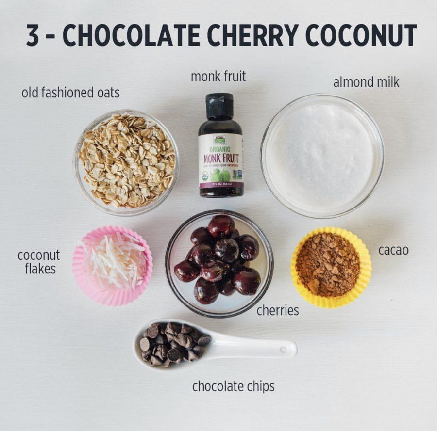 4 easy overnight oats recipes