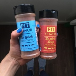 Fit Flavor Spices