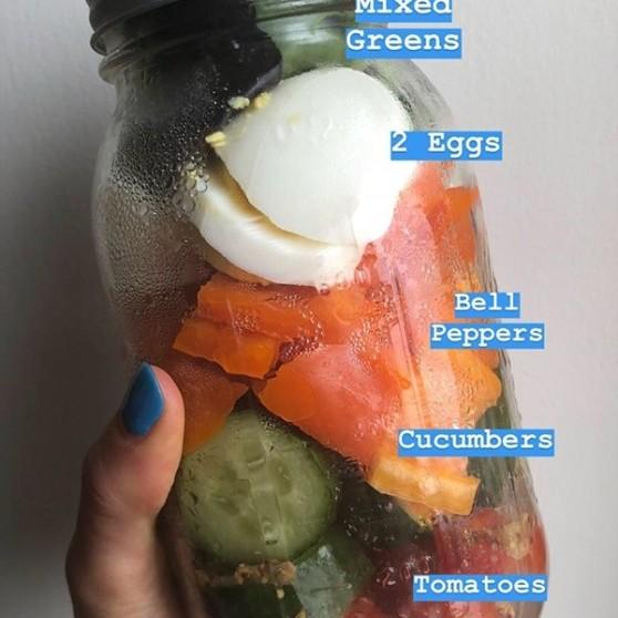 32 oz Mason Jars for Salads